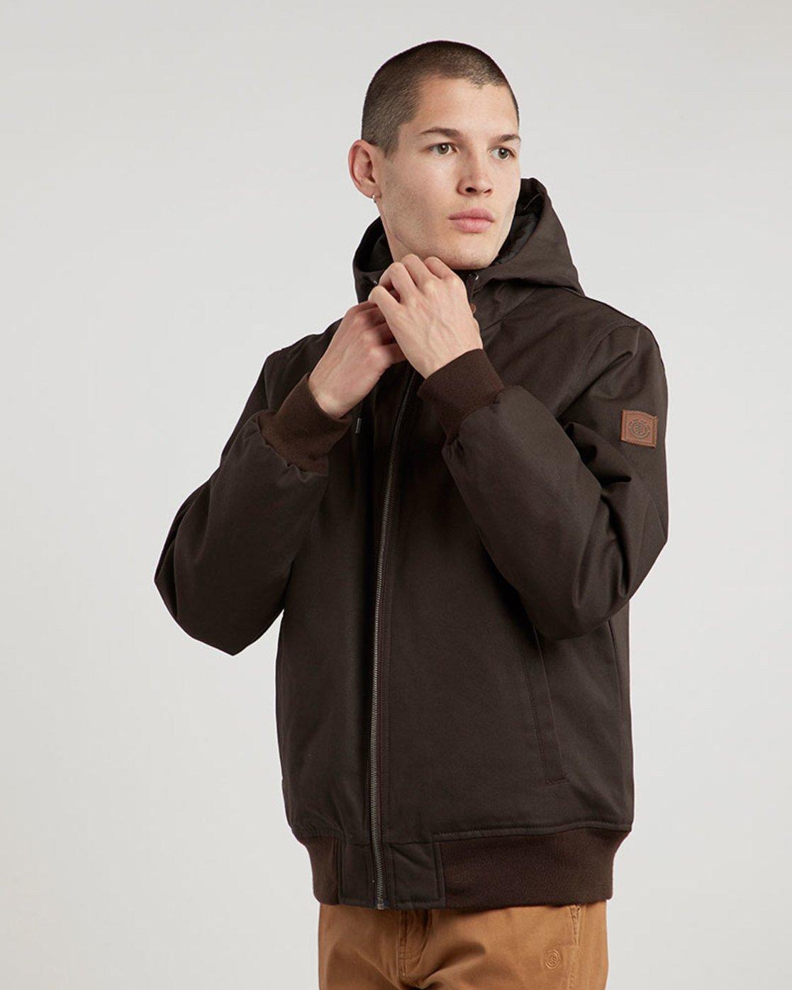 0 Dulcey Wax - Jacket for Men  L1JKF6ELF8 Element