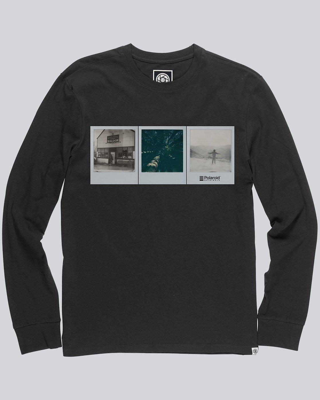 3 Brandon Westgate Ls - Tee Shirt for Men  L1LSD6ELF8 Element