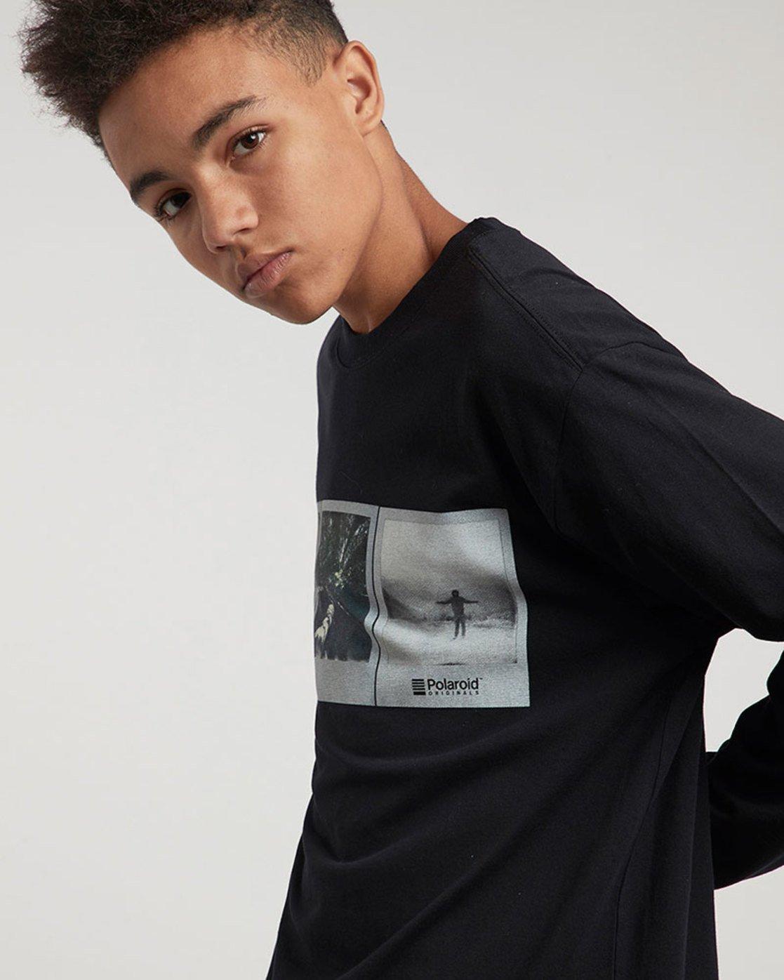 0 Brandon Westgate Ls - Tee Shirt for Men  L1LSD6ELF8 Element
