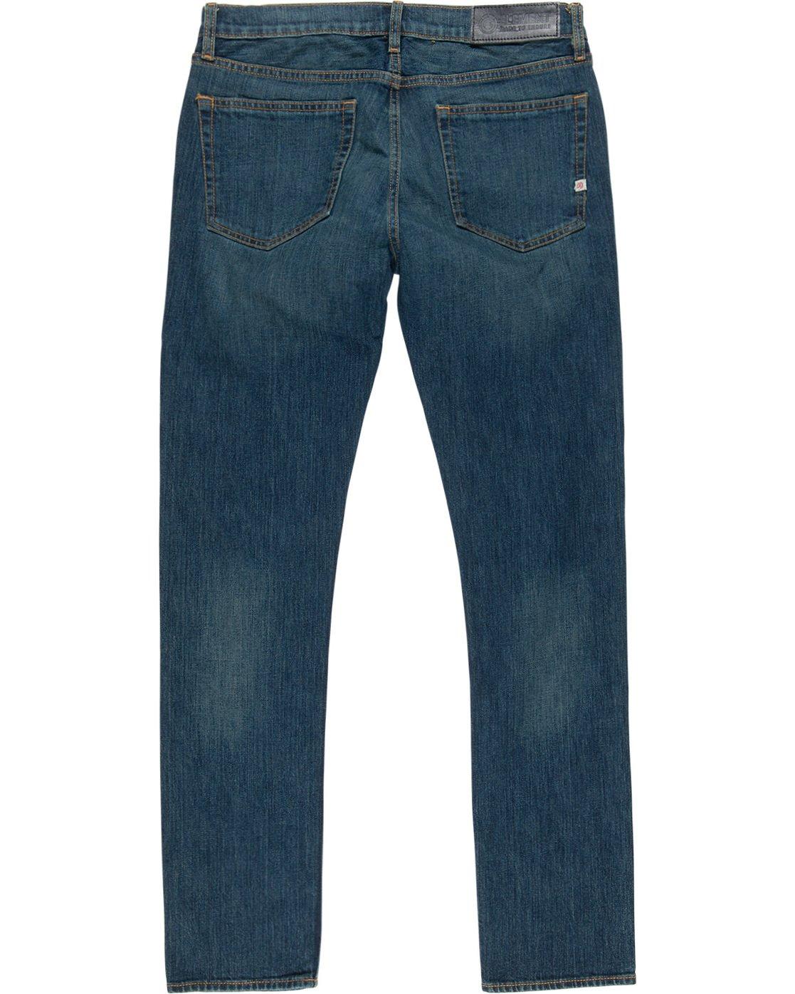 3 E01 - Denim Jeans Blue L1PNA1ELF8 Element
