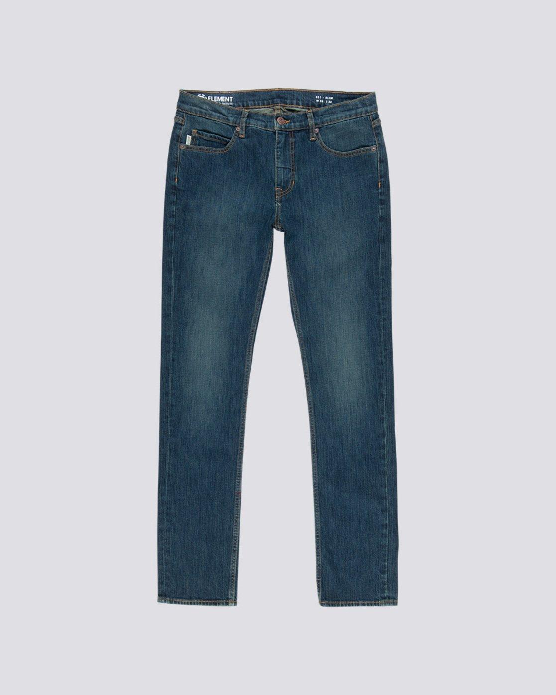 0 E01 - Denim Jeans Blue L1PNA1ELF8 Element