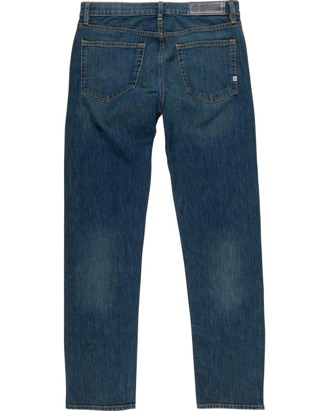 3 E03 - Regular Fit Jeans für Herren Blau L1PNA3ELF8 Element