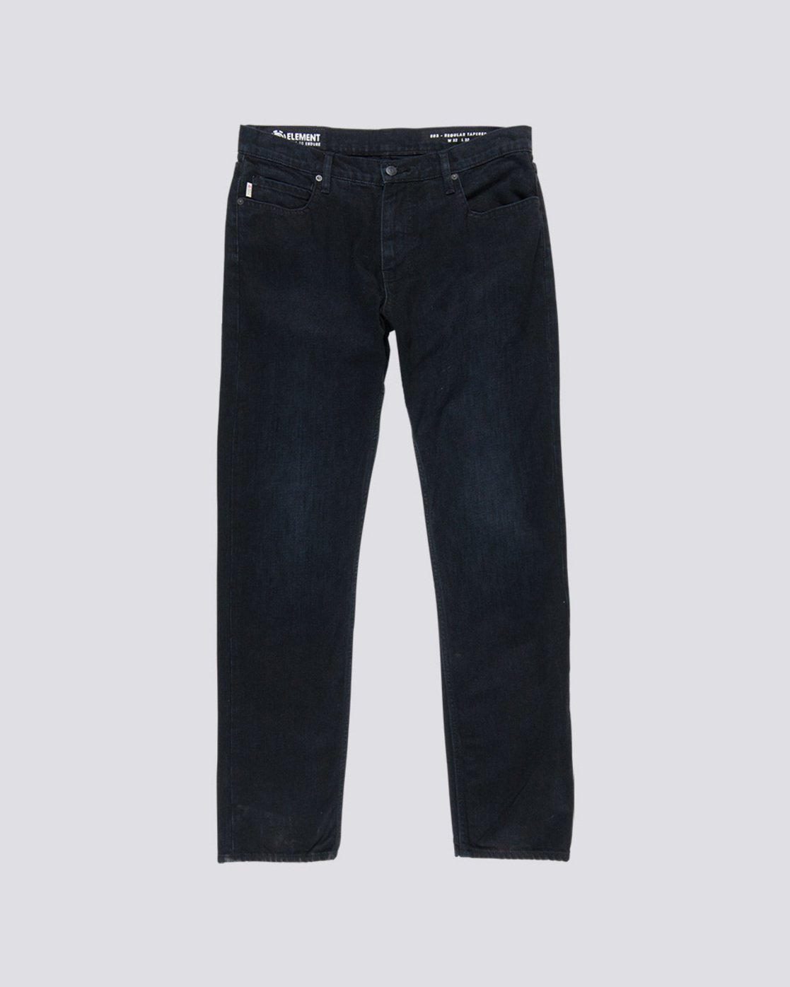 0 E03 - Denim Jeans Black L1PNA3ELF8 Element