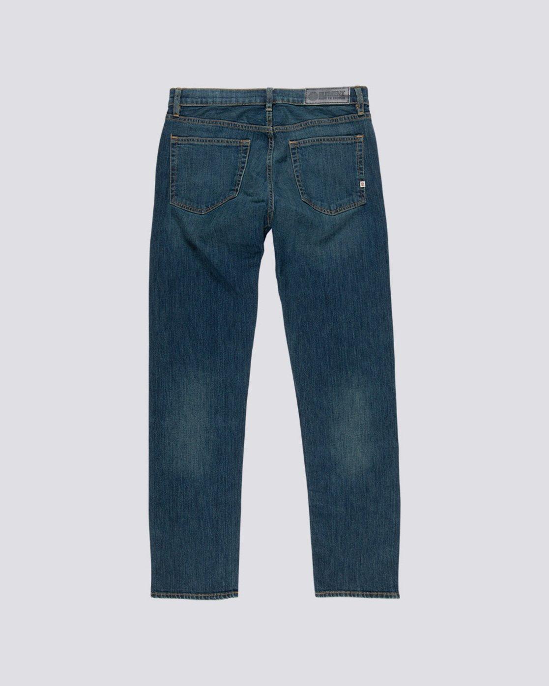 1 E03 - Regular Fit Jeans für Herren Blau L1PNA3ELF8 Element