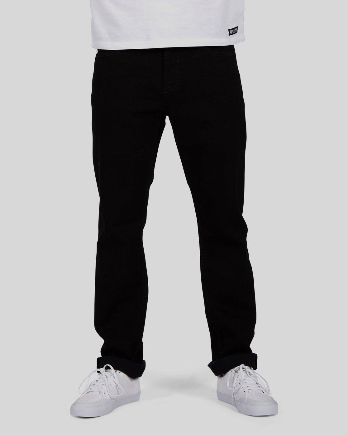 2 E03 - Jeans Vestibilità Regular da Uomo  L1PNA3ELF8 Element