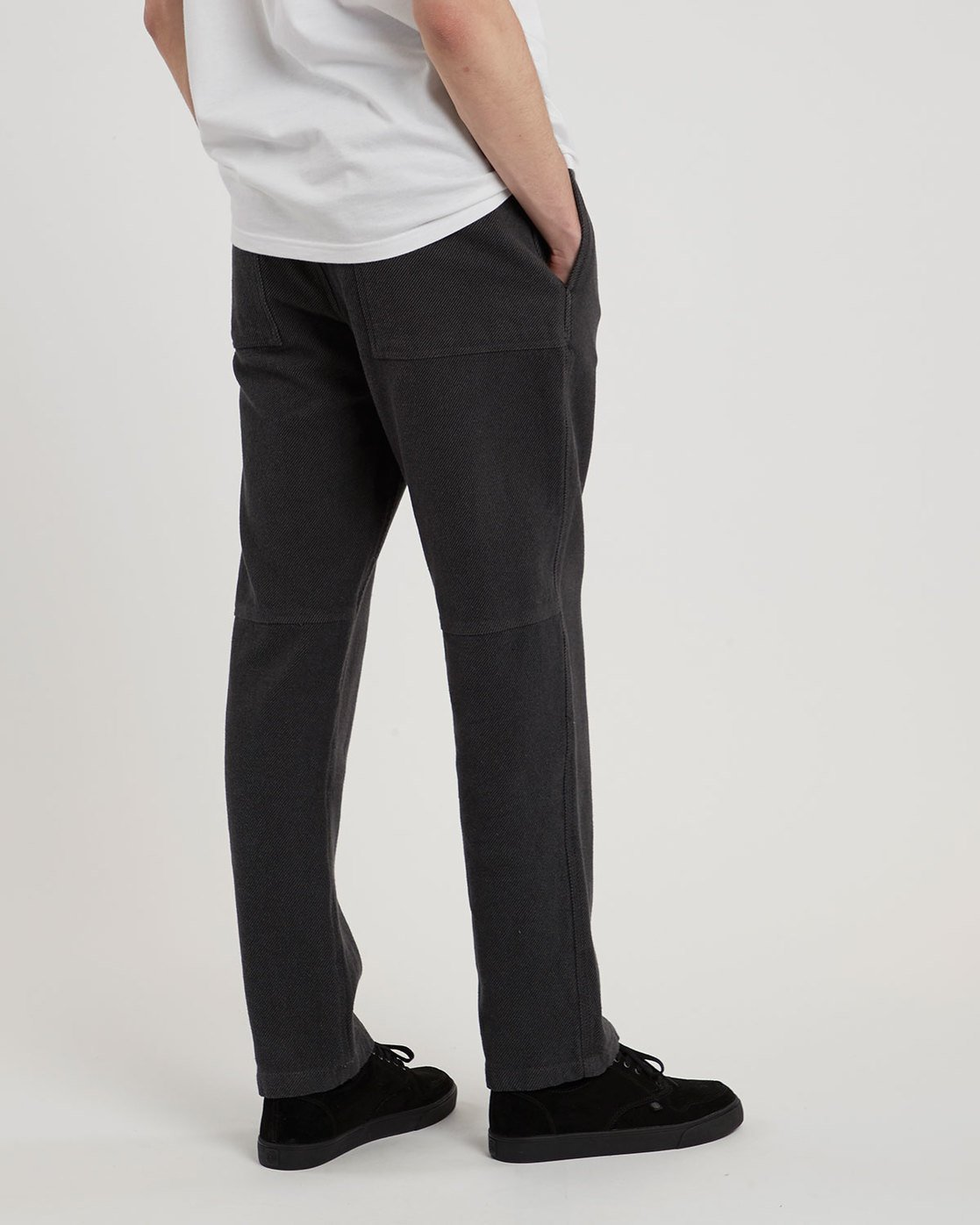 3 Pull Up Flannel Pant - trousers for Men  L1PTA9ELF8 Element