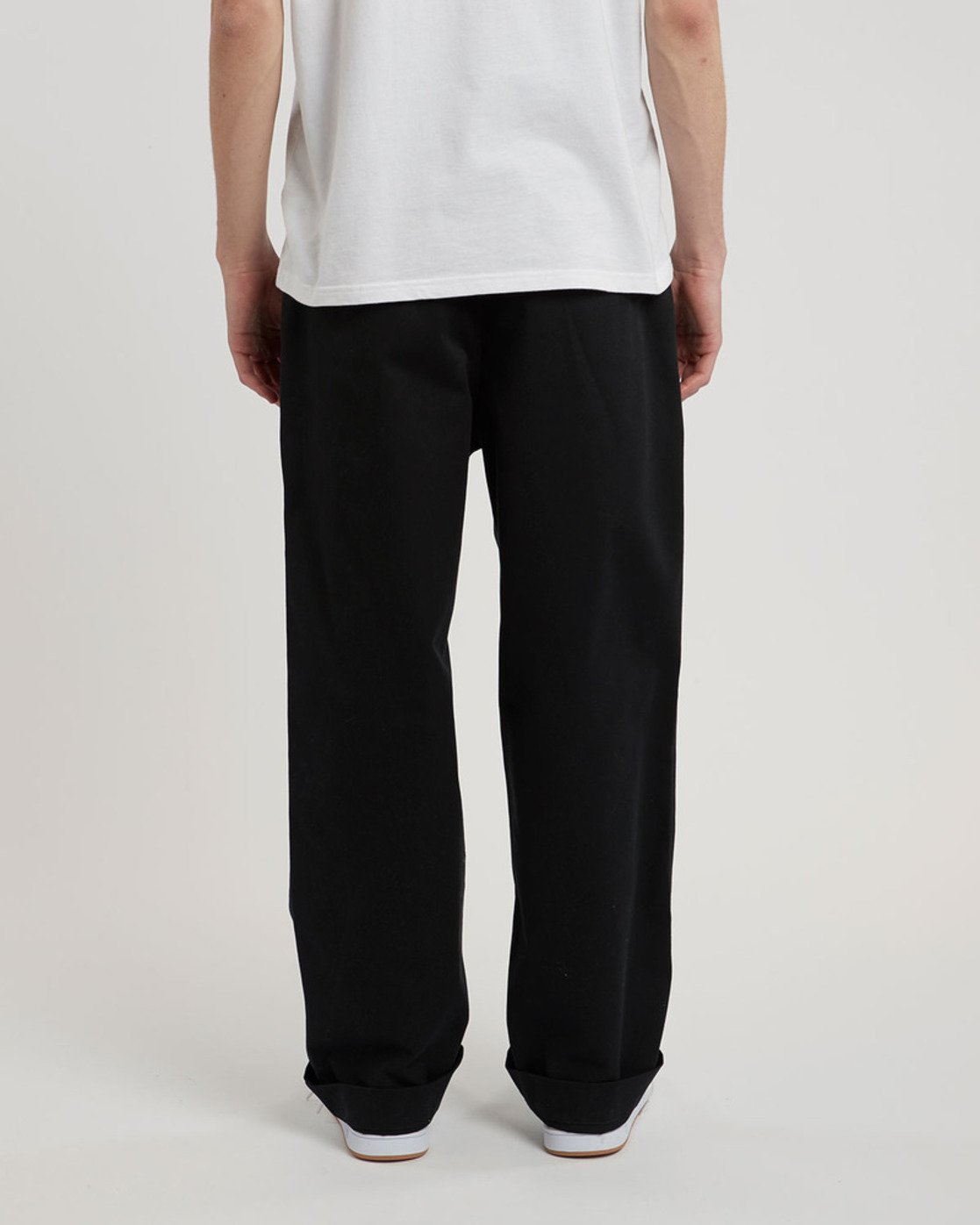 1 Esp Cbn Authentic - trousers for Men Black L1PTC1ELF8 Element