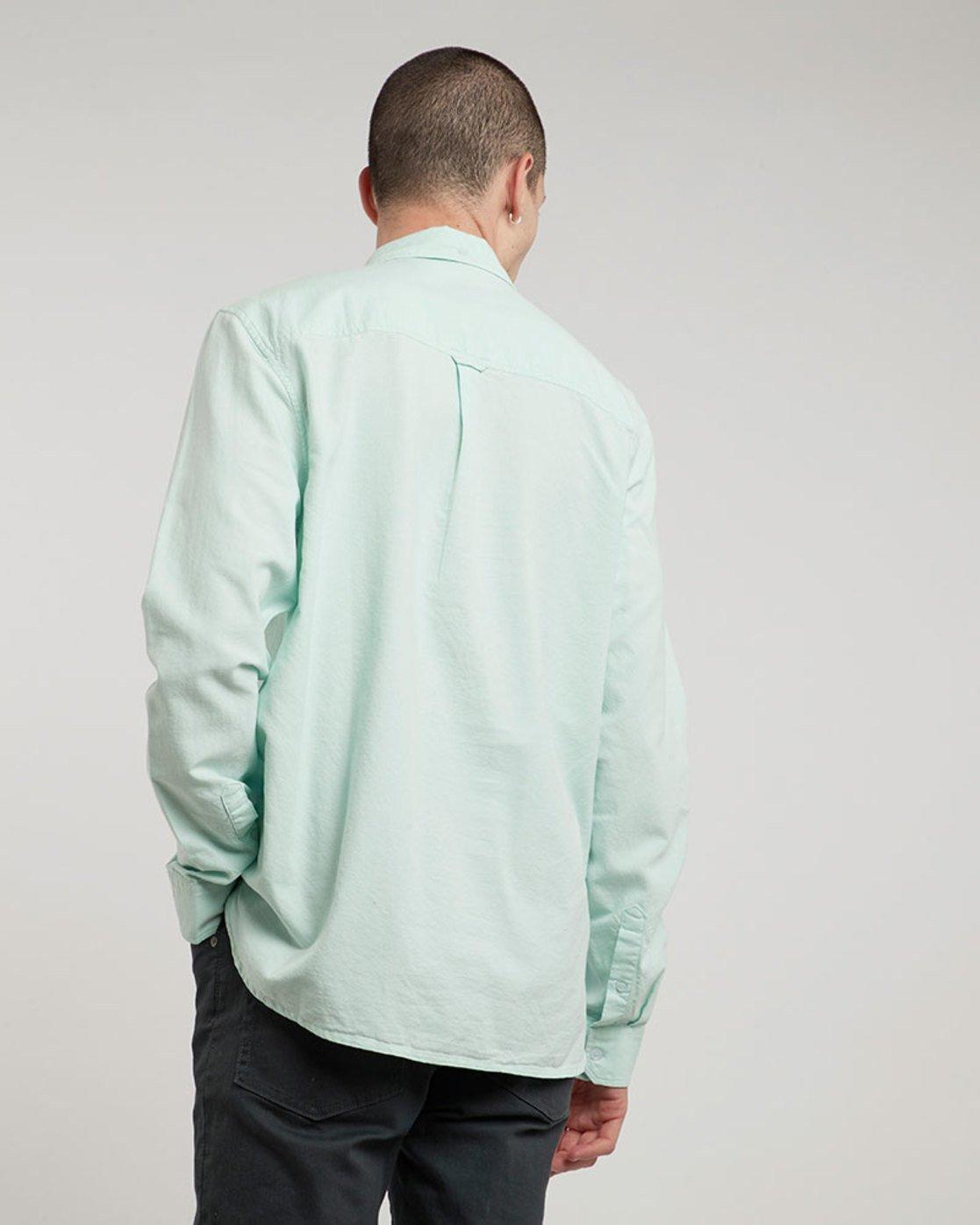 2 Oxford Ls - Shirt for Men  L1SHA6ELF8 Element
