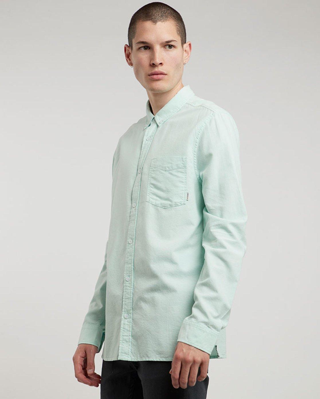 0 Oxford Ls - Shirt for Men  L1SHA6ELF8 Element