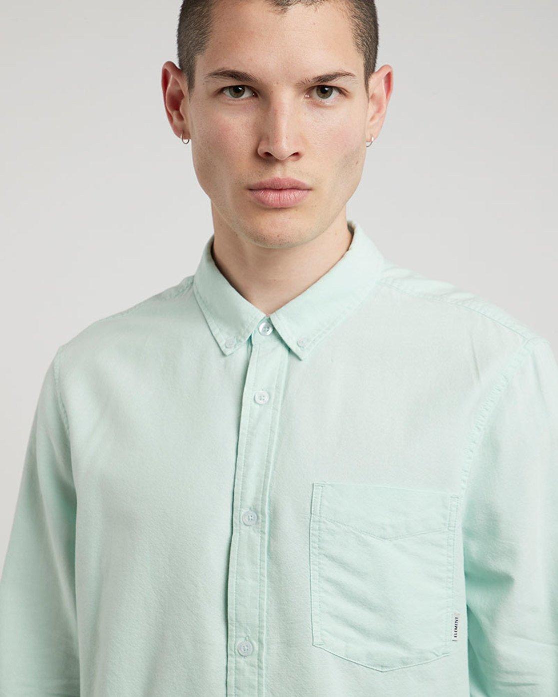 1 Oxford Ls - Shirt for Men  L1SHA6ELF8 Element