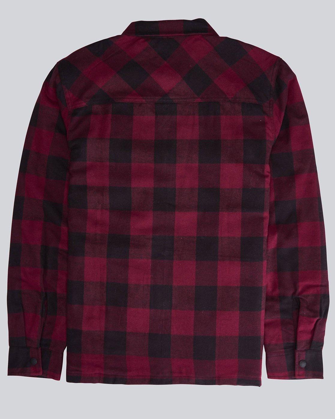 2 Vivid Padded Overshi - Shirt for Men  L1SHE4ELMU Element