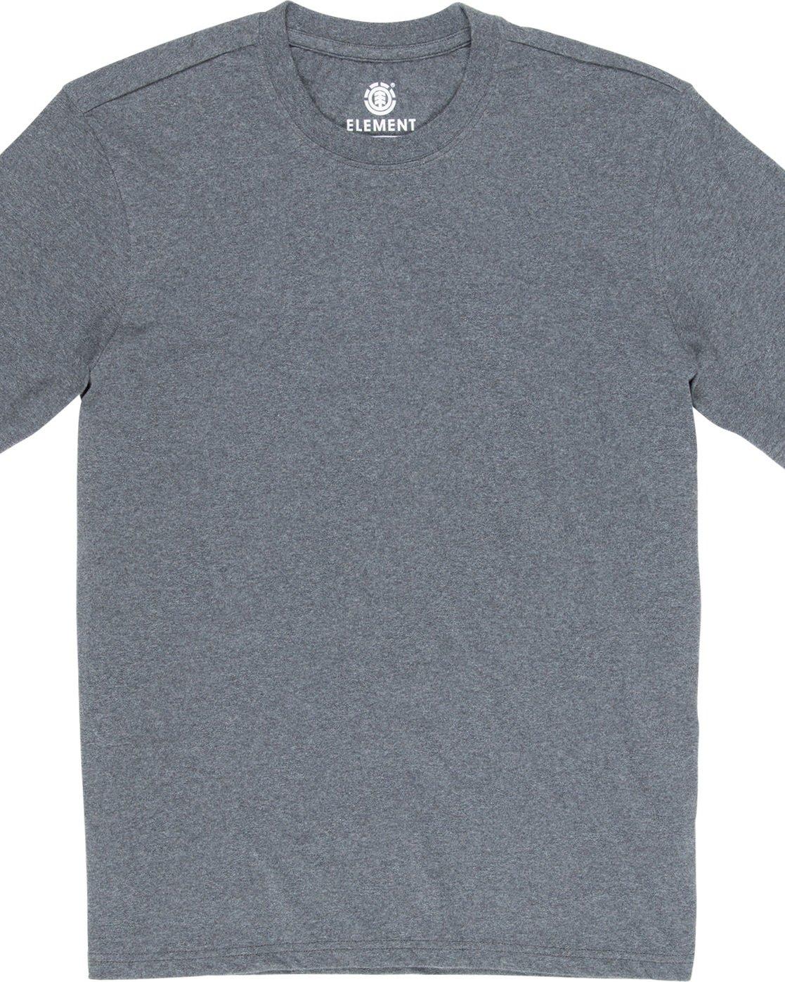 3 Basic Crew Ss - Tee Shirt for Men  L1SSA1ELF8 Element