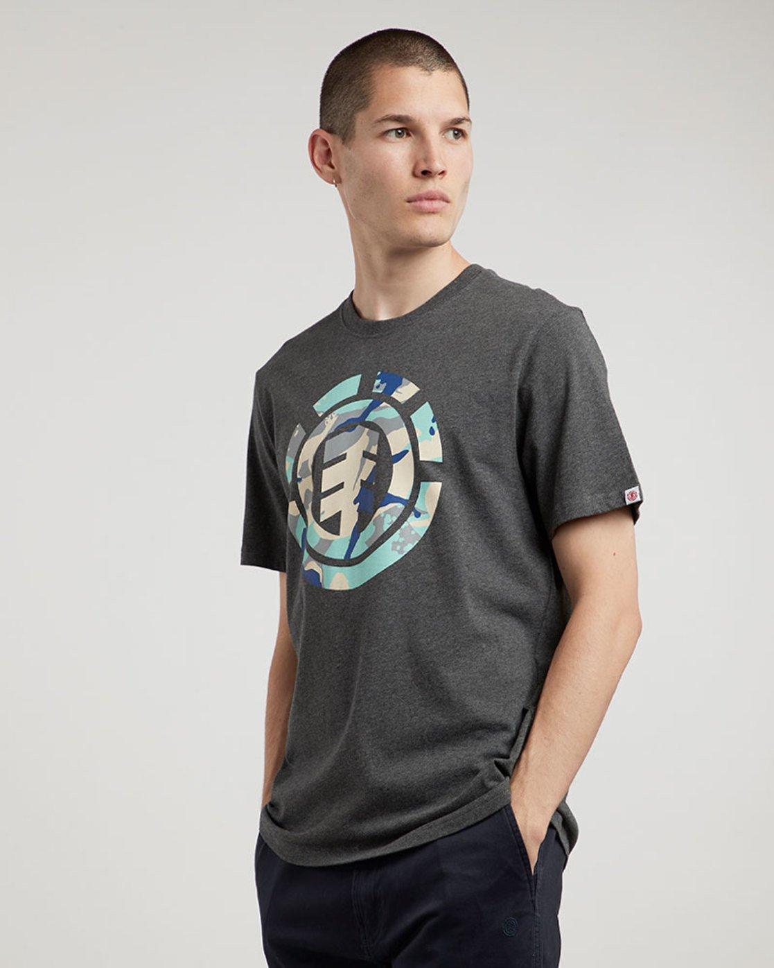 0 Spirit Camo Ss - Tee Shirt for Men  L1SSB2ELF8 Element