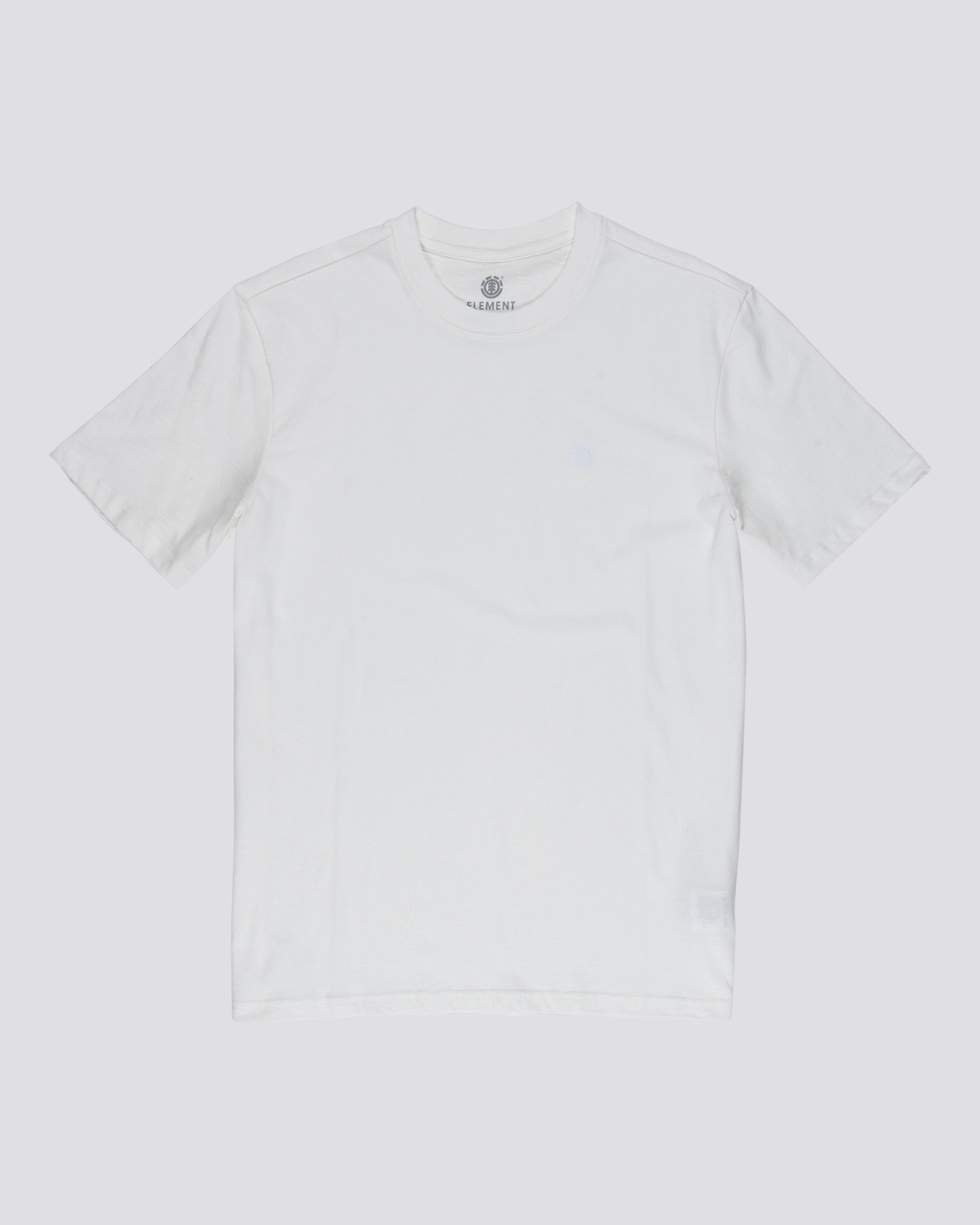 1 Crail - T-Shirt White L1SSE5ELF8 Element