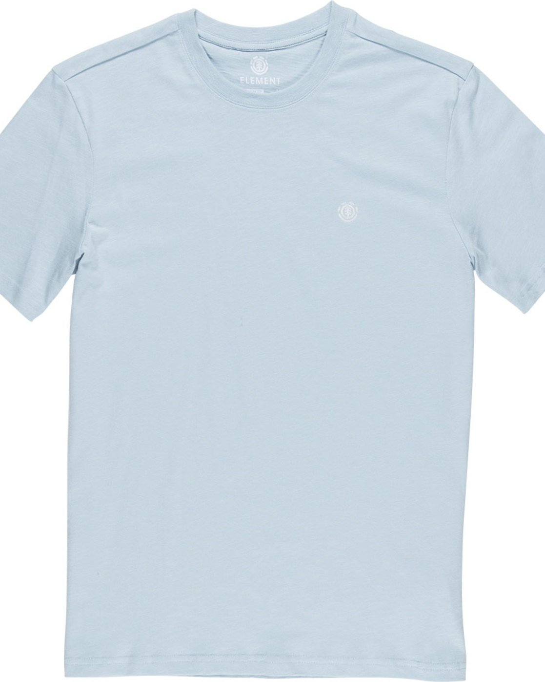 4 Crail - Short Sleeve T-Shirt for Men Blue L1SSE5ELF8 Element