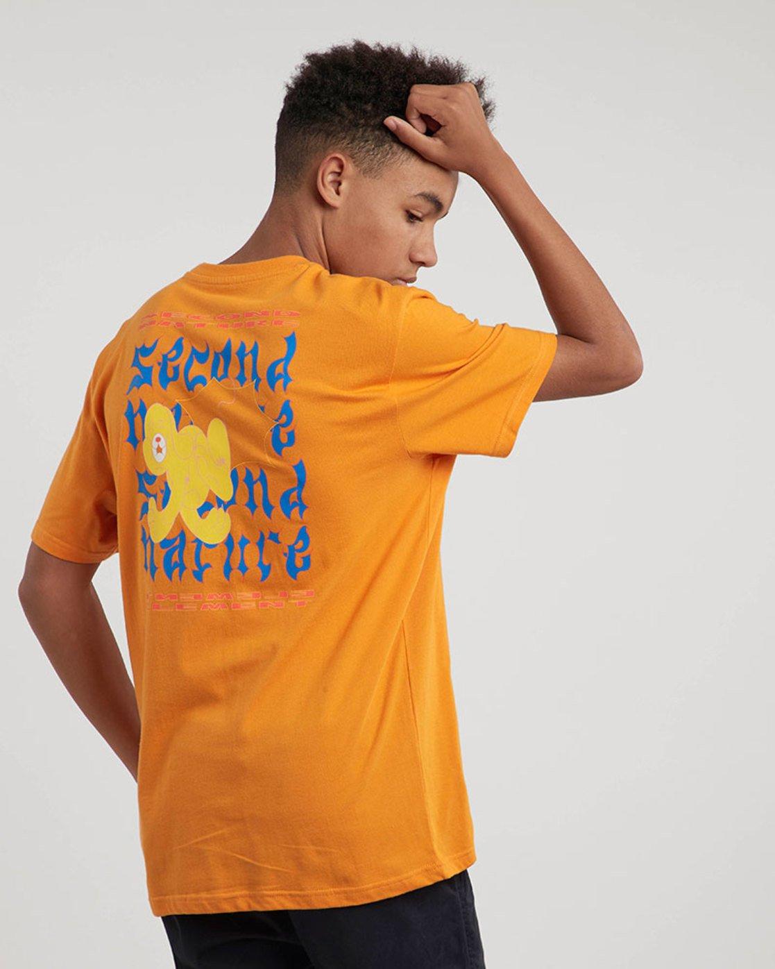 1 Second Nature Ss - Tee Shirt for Men  L1SSH2ELF8 Element