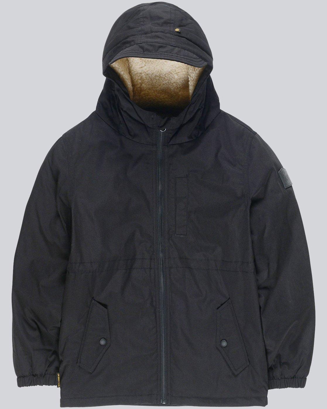 0 Stark Boy - Jacket for Boys  L2JKA4ELF8 Element