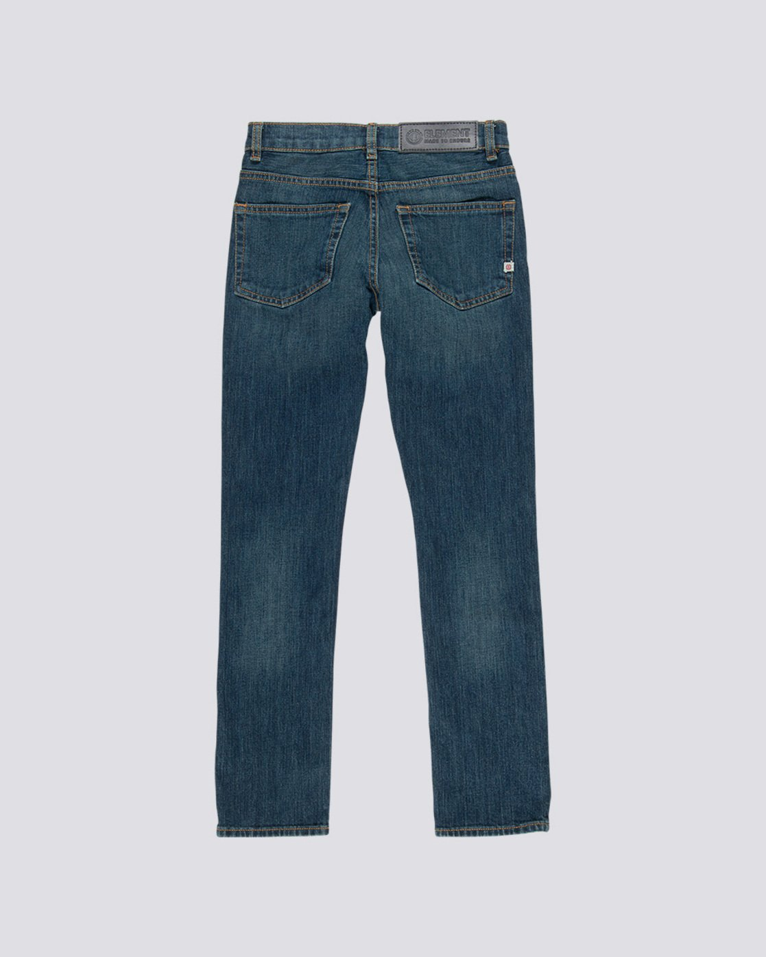 1 E01 Boy - Denim Jeans Blue L2PNA1ELF8 Element
