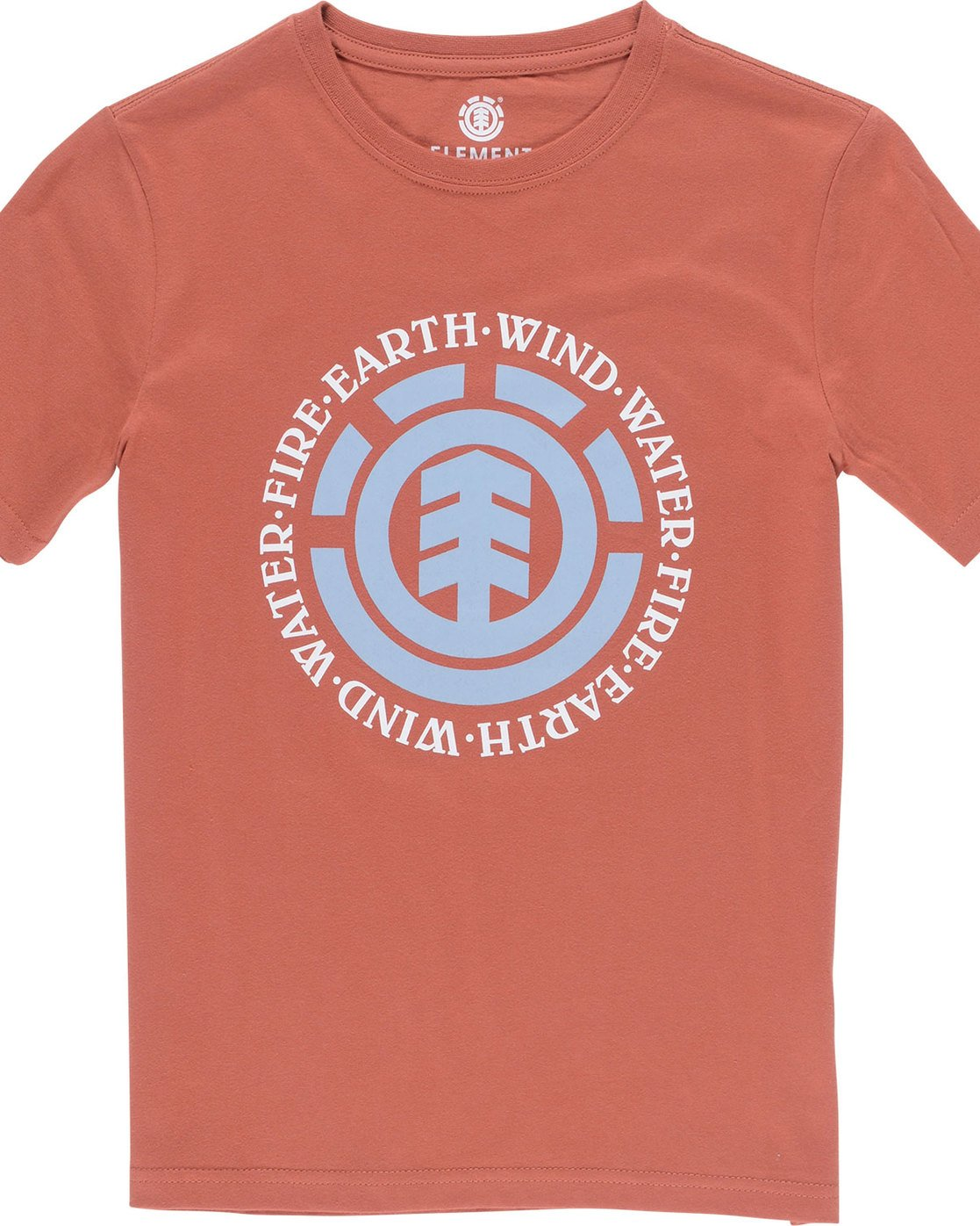 1 Seal Ss Boy - Tee Shirt for Boys Red L2SSA3ELF8 Element