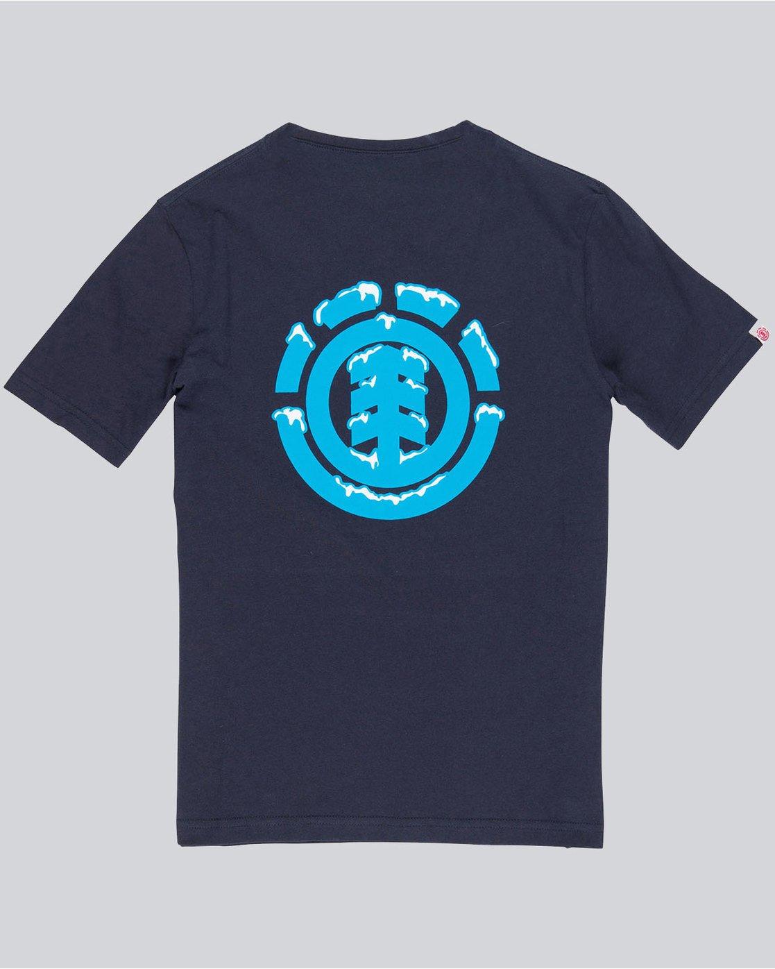 1 Snow Ss Tee Boy 1 - Tee Shirt for Boys  L2SSC7ELF8 Element