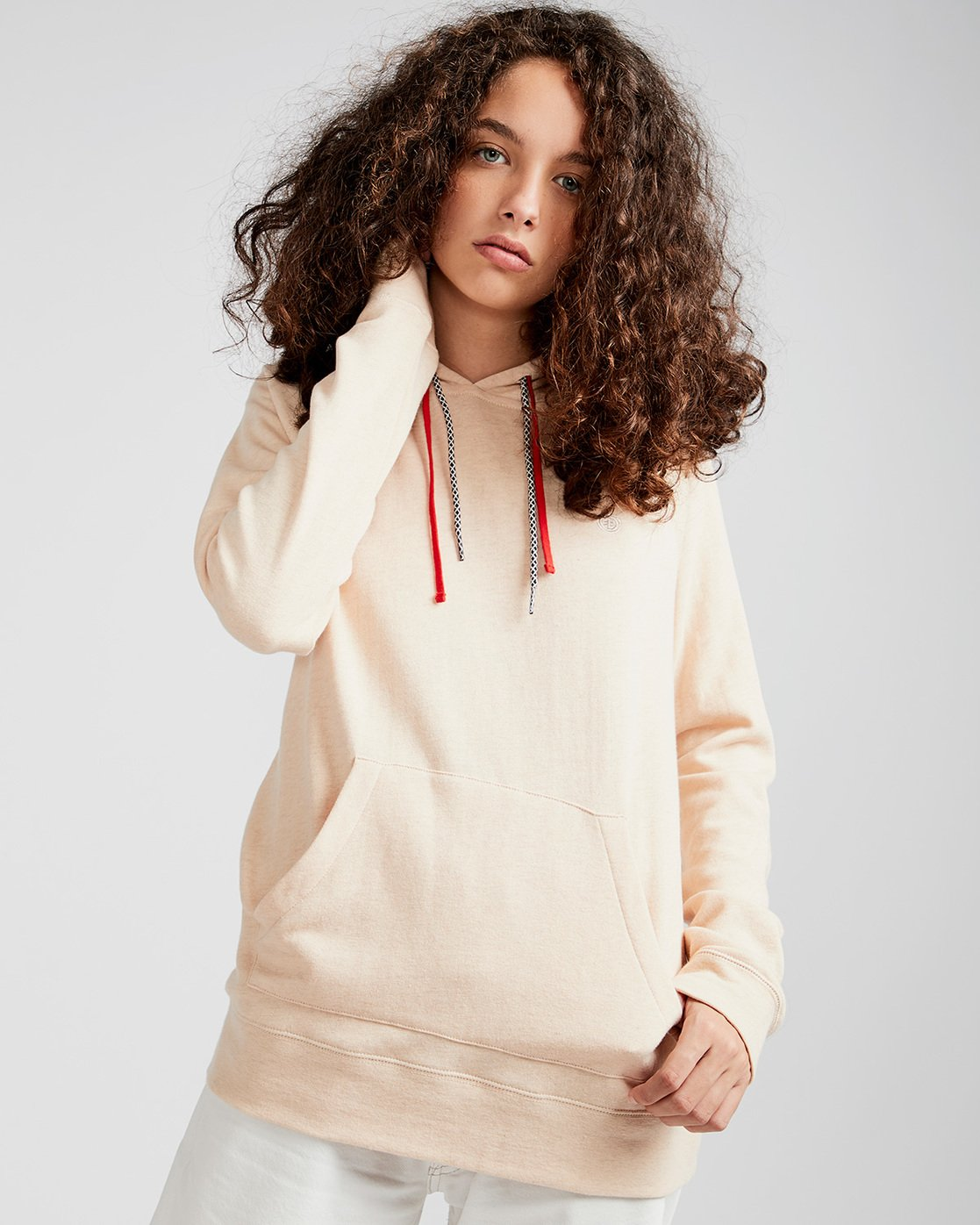 0 Lette Hood - Fleece for Women  L3HOA1ELF8 Element