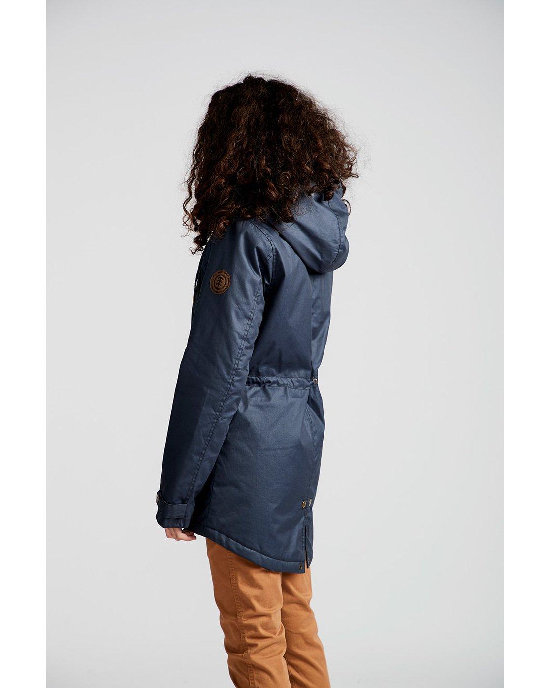 5 Misty - Jacket for Women Purple L3JKA5ELF8 Element