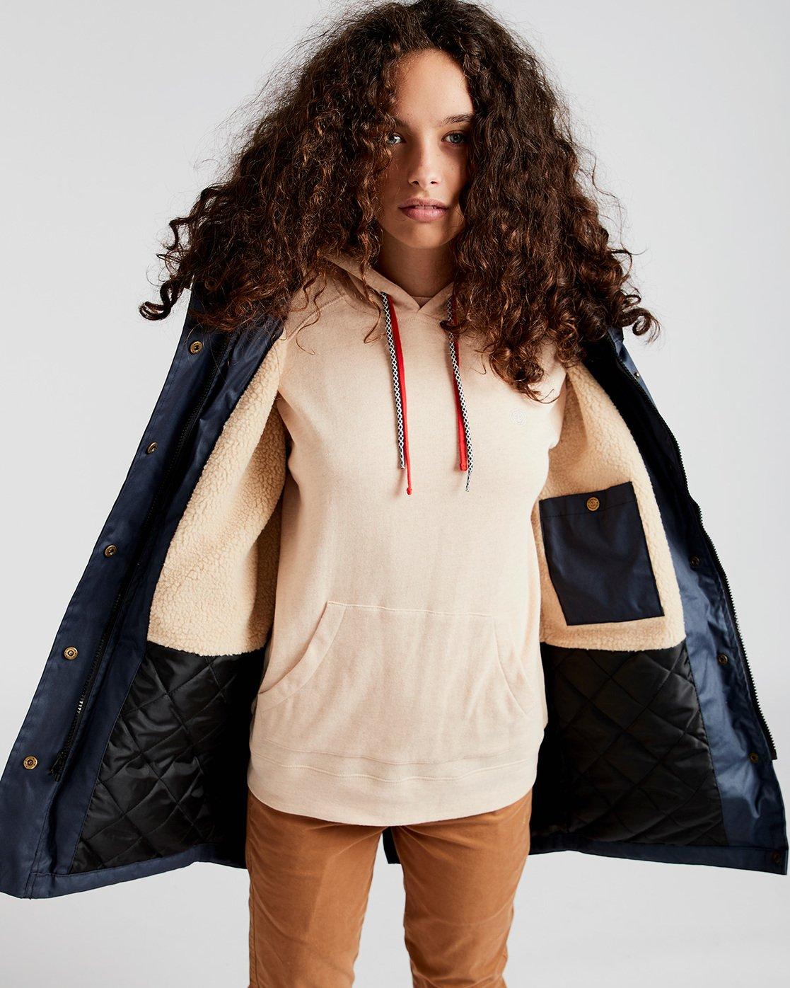 1 Misty - Jacket for Women Purple L3JKA5ELF8 Element