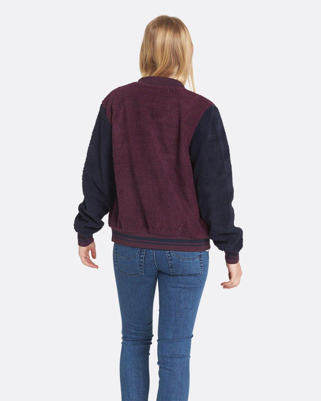 1 Word - Jacket for Women Red L3JKB5ELF8 Element