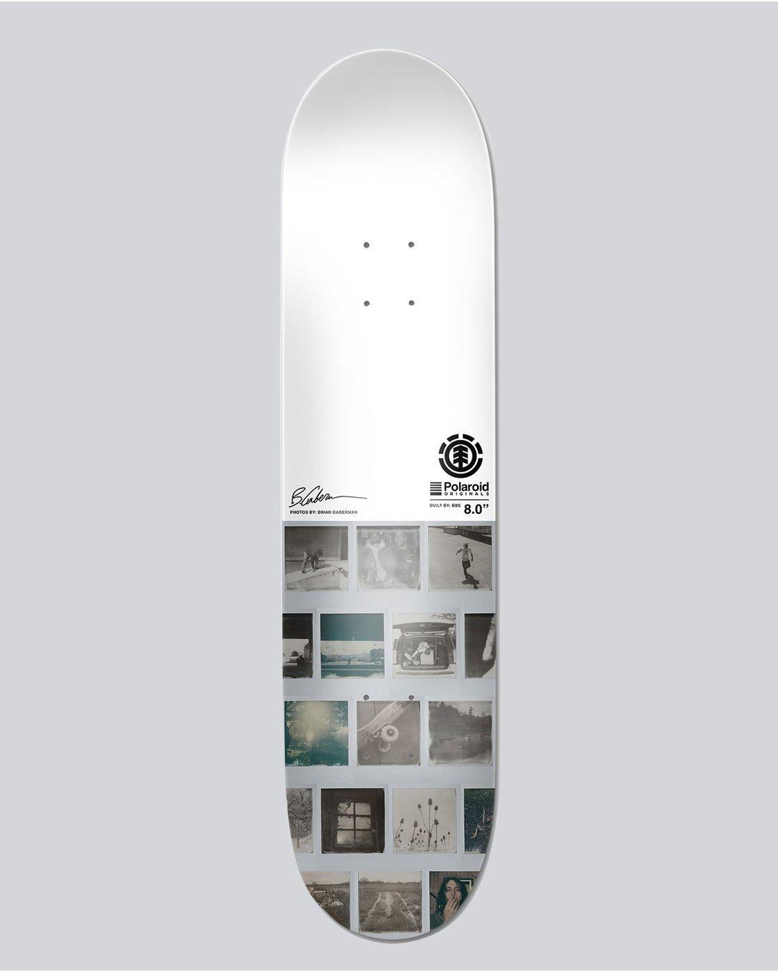 1 Polaroid Gabrman 8 - Deck for Men  L4DCHIELF8 Element