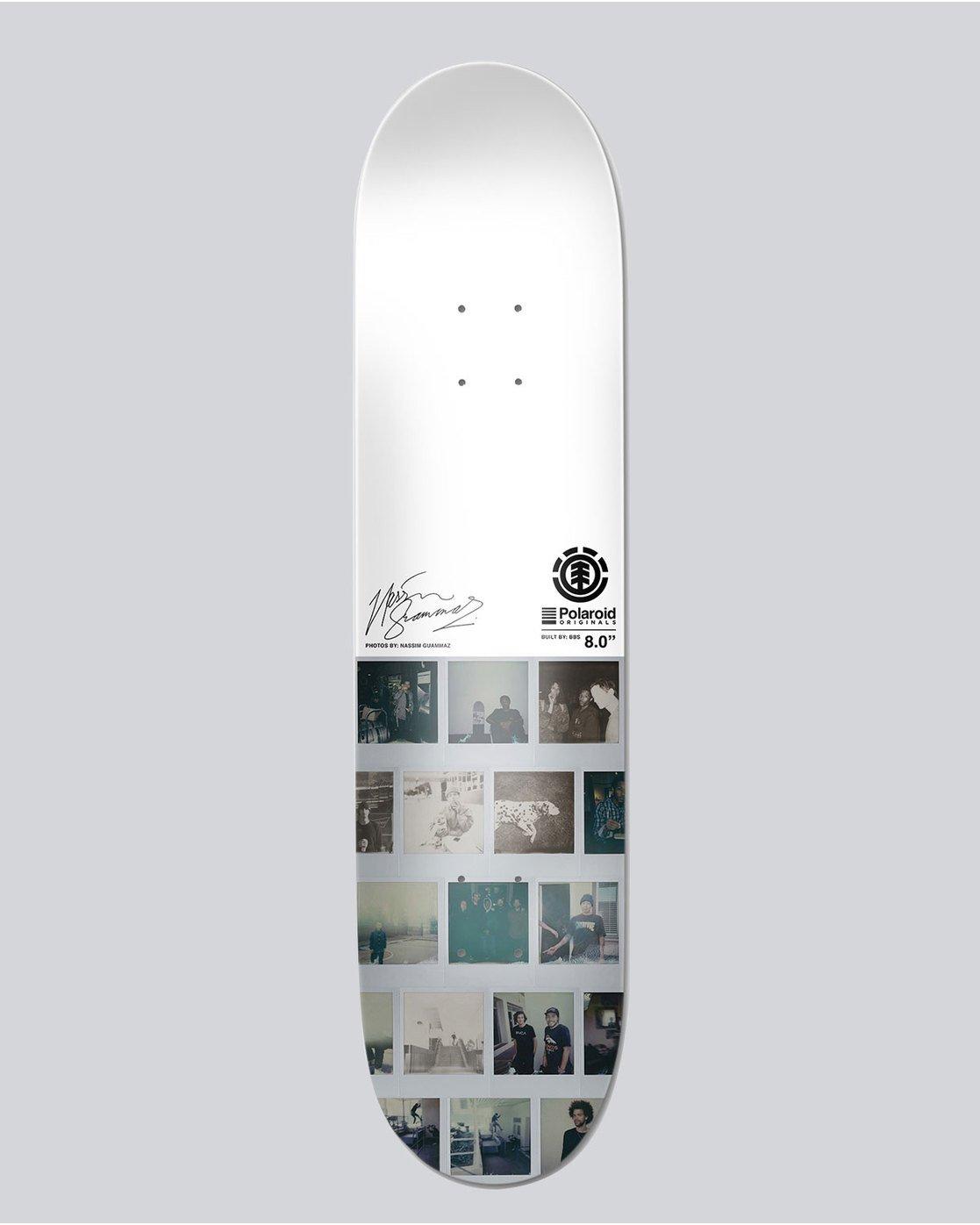 1 Polaroid Nassim 8.2 - Deck for Men  L4DCHMELF8 Element