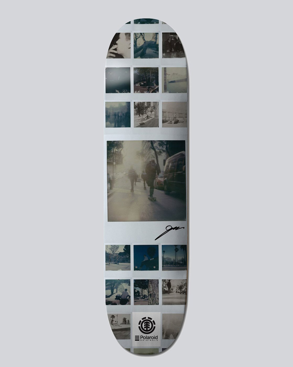 0 Polaroid Jaakko 8.2 - Deck for Men  L4DCHNELF8 Element