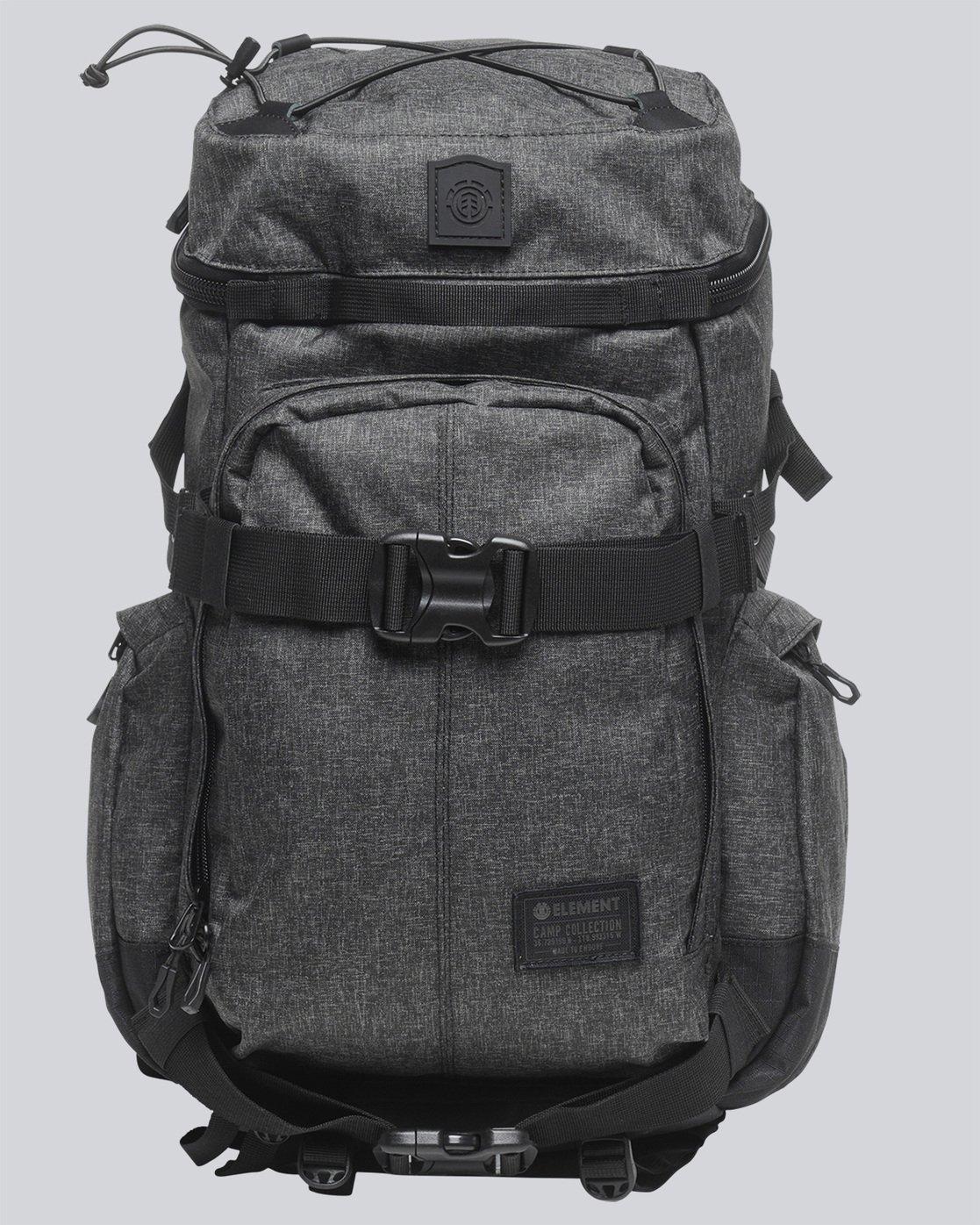 0 The Explorer - Backpack for Men Black L5BPB5ELF8 Element