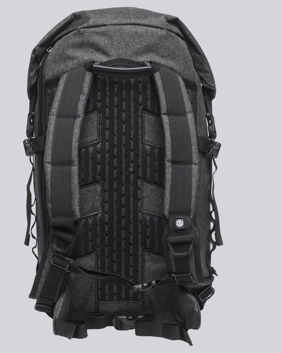 4 The Weekender - Backpack for Men Black L5BPB6ELF8 Element
