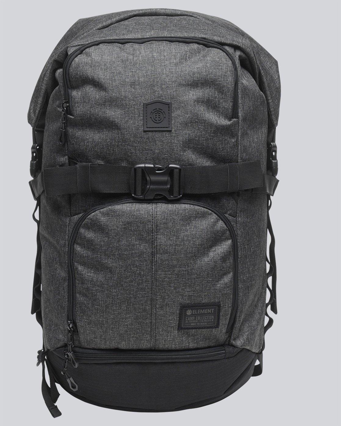 0 The Weekender - Backpack for Men Black L5BPB6ELF8 Element