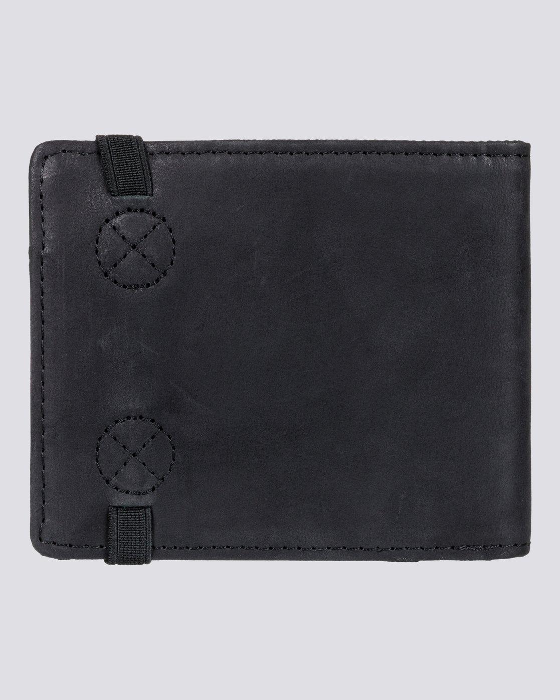 3 Endure L. Ii - Leather Wallet for Men  L5LWA1ELF8 Element