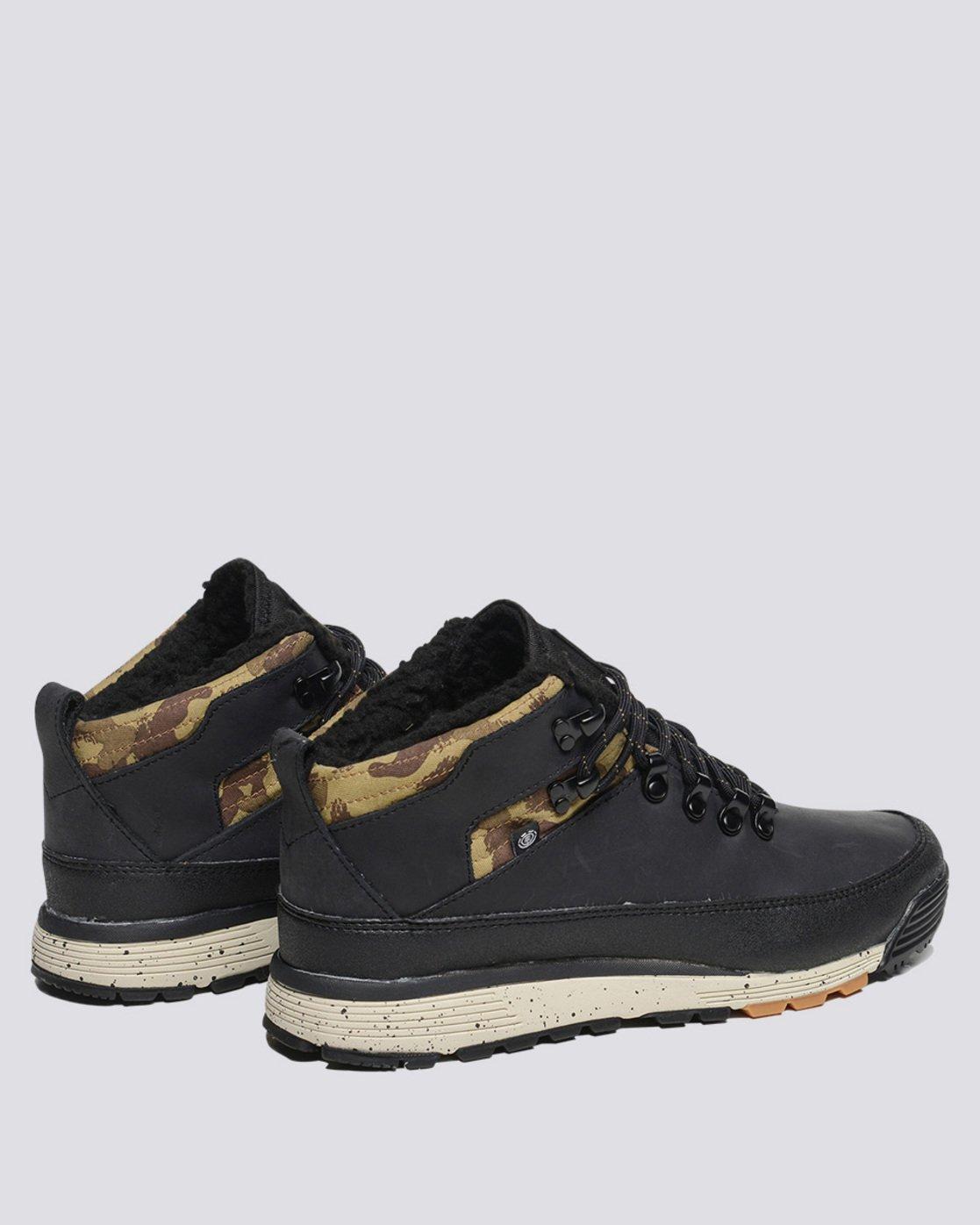 3 Donnelly - botas para Hombre Negro L6DON101 Element