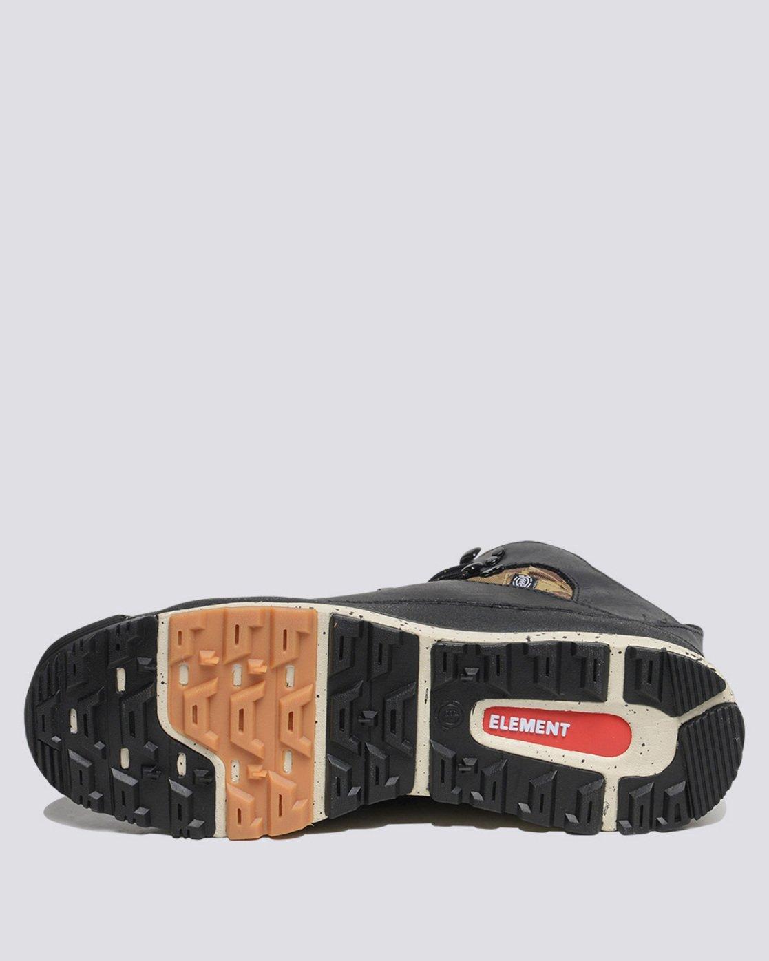 4 Donnelly - botas para Hombre Negro L6DON101 Element