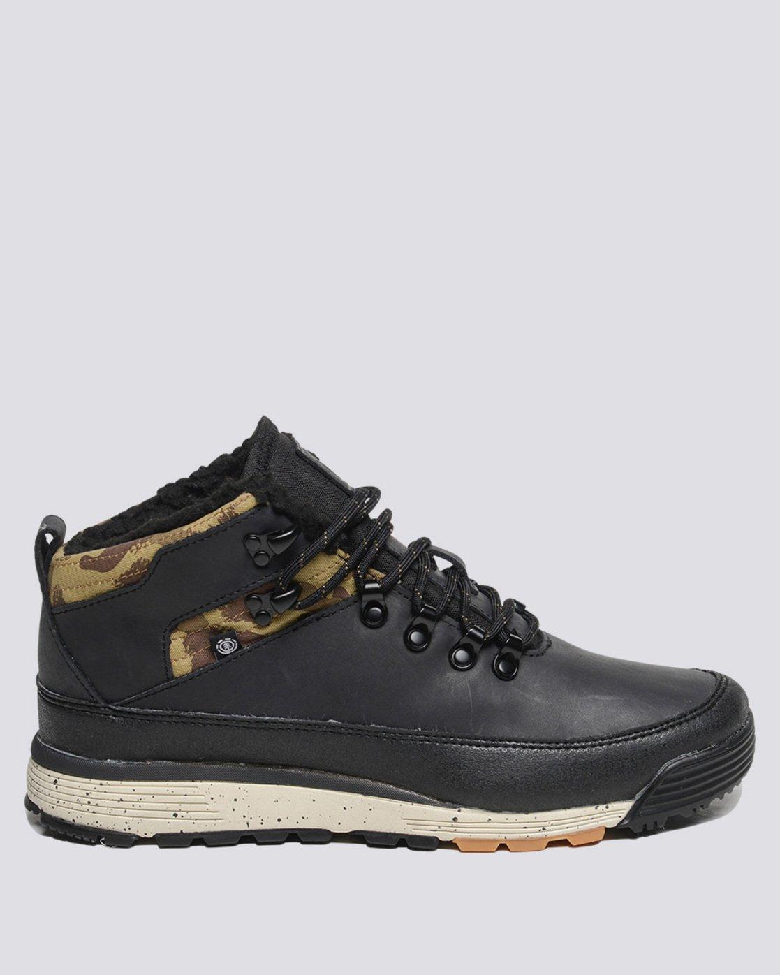 1 Donnelly - botas para Hombre Negro L6DON101 Element
