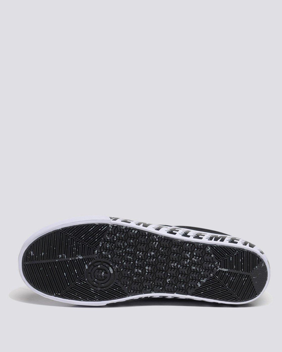 4 Topaz C3 - Baskets pour Homme Noir L6TC3101 Element