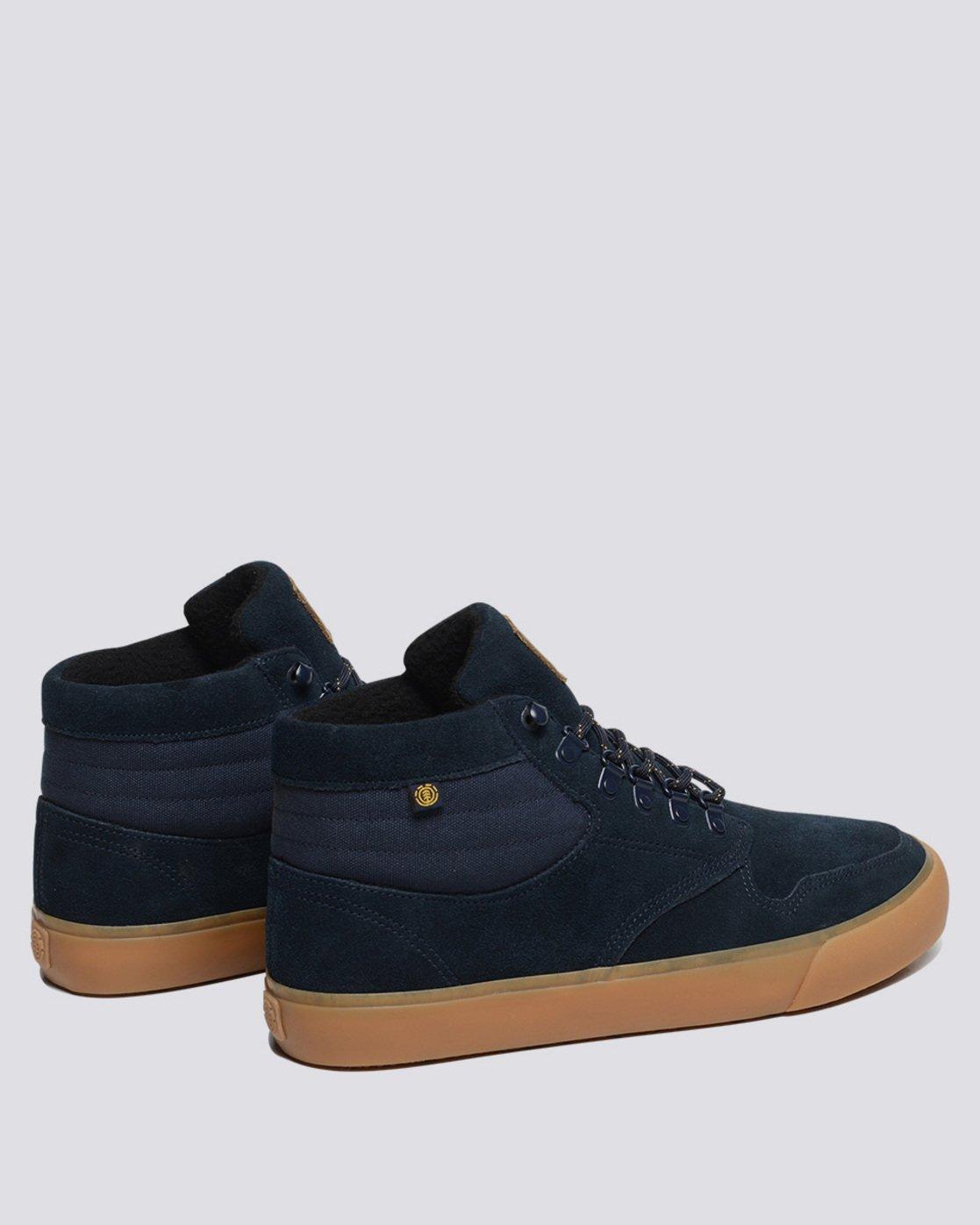 3 Topaz C3 Mid - Shoes for Men Blue L6TM3101 Element