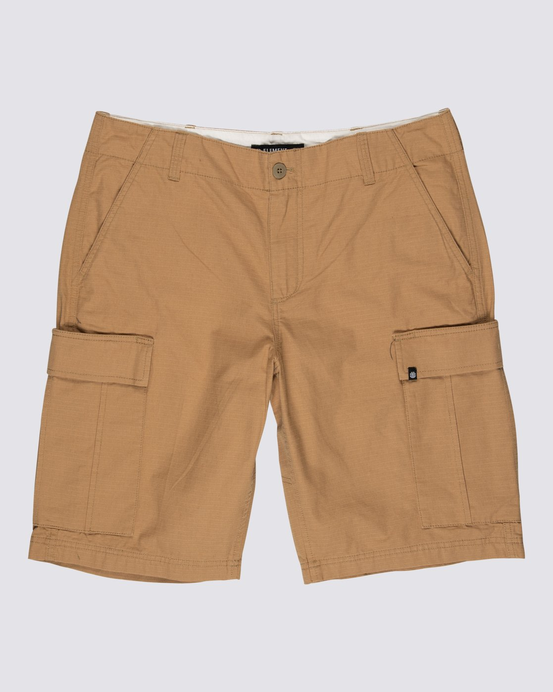 "0 Legion Cargo 21"" Shorts Brown M2121ELE Element"