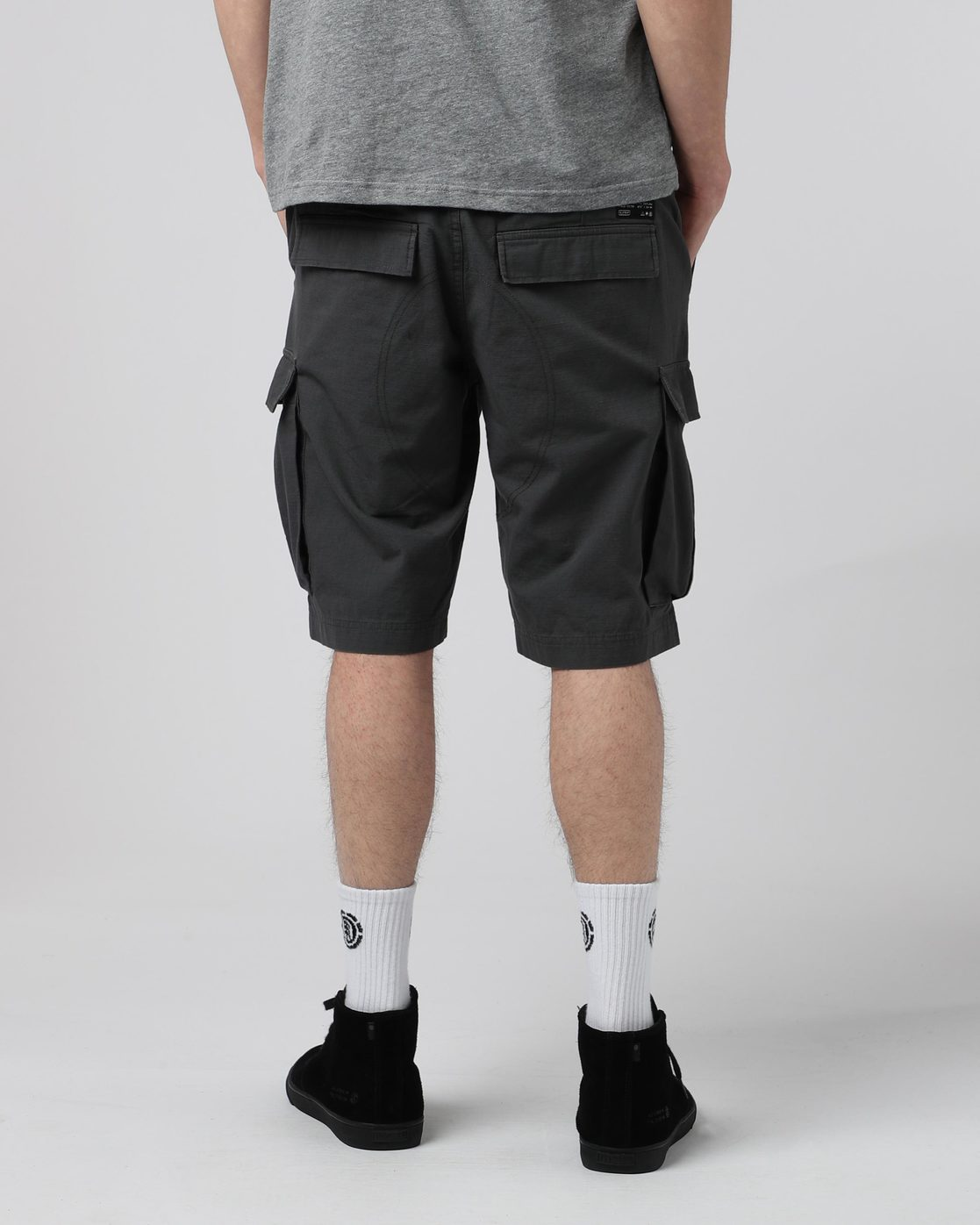 3 Legion Cargo Short Black M213JLCW Element