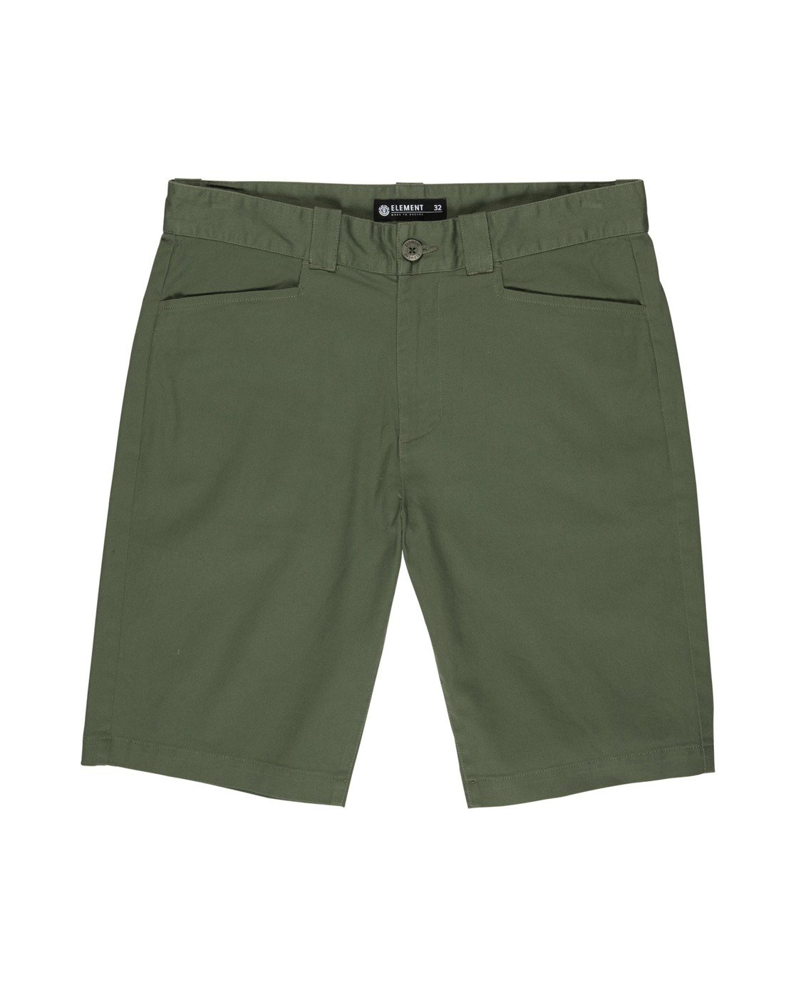 1 Sawyer Shorts Green M245TESW Element