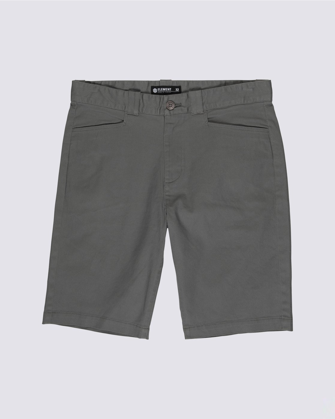 0 Sawyer Shorts Grey M245TESW Element