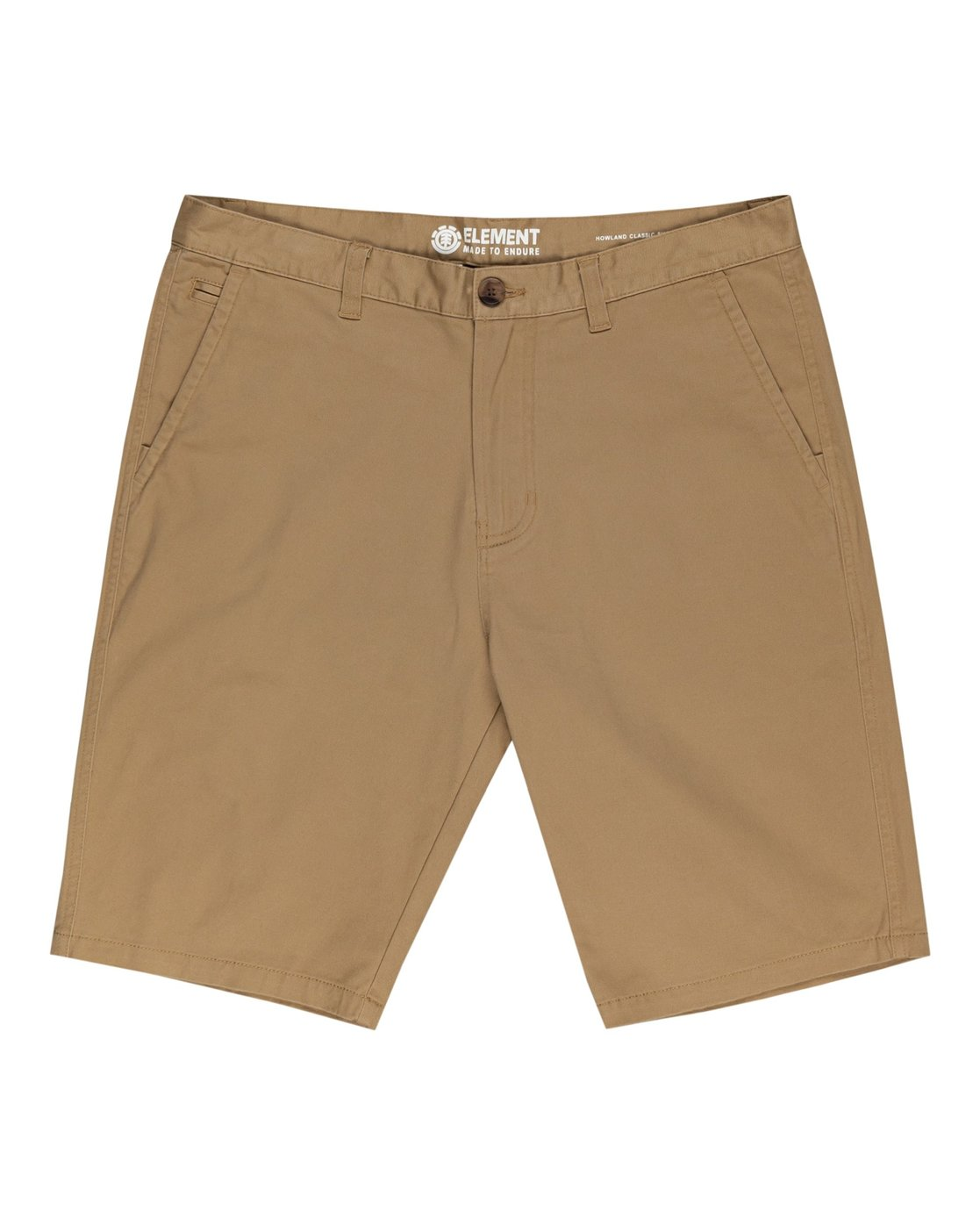 5 Howland Classic Shorts Grey M246TEHW Element