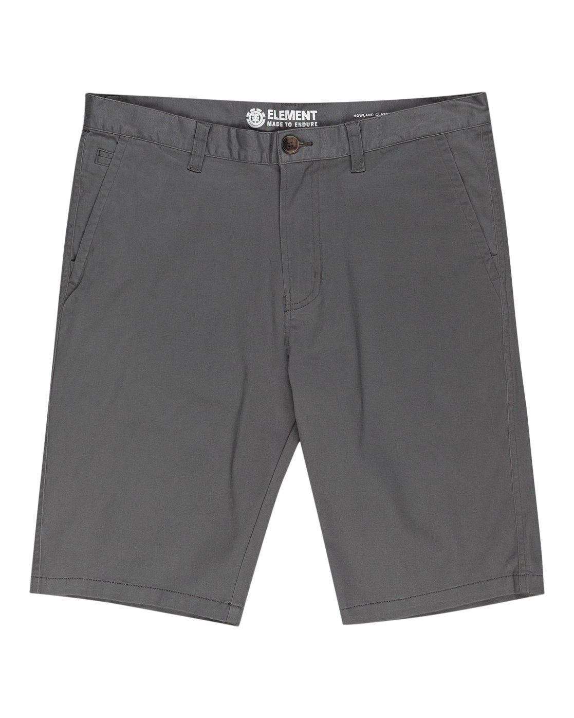 2 Howland Classic Shorts Grey M261TEHM Element