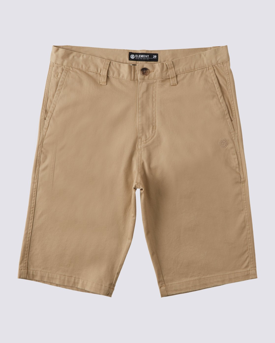 0 Howland Classic Shorts Grey M261TEHM Element