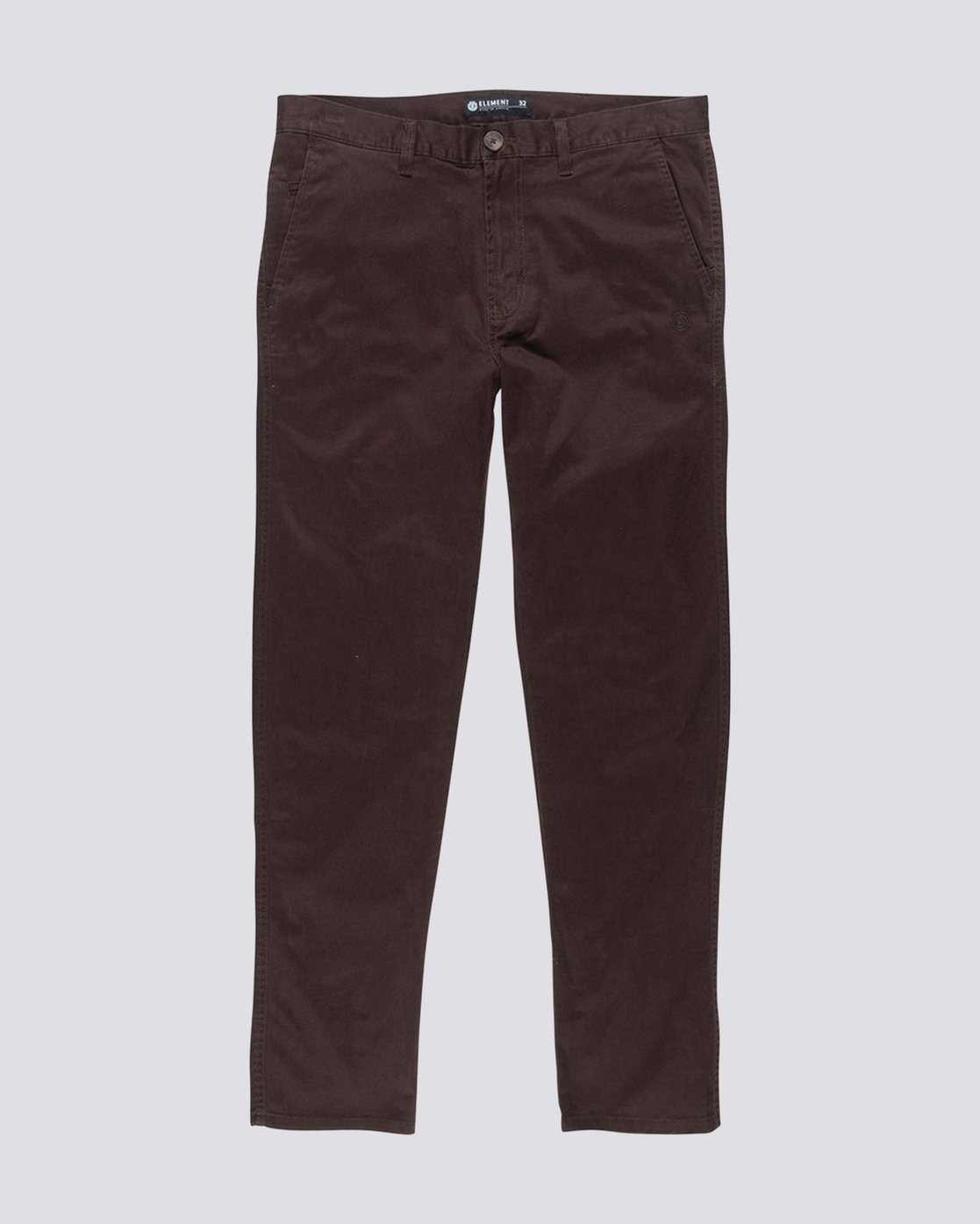 0 Howland Classic Flex Pant Brown M304GHOW Element