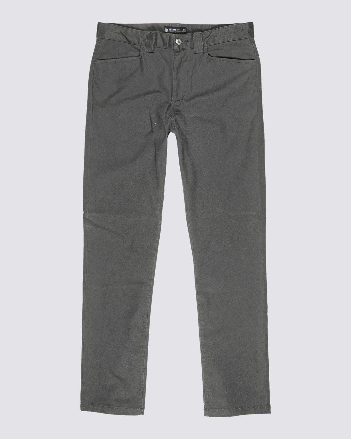 0 Sawyer Pants Grey M309TESW Element