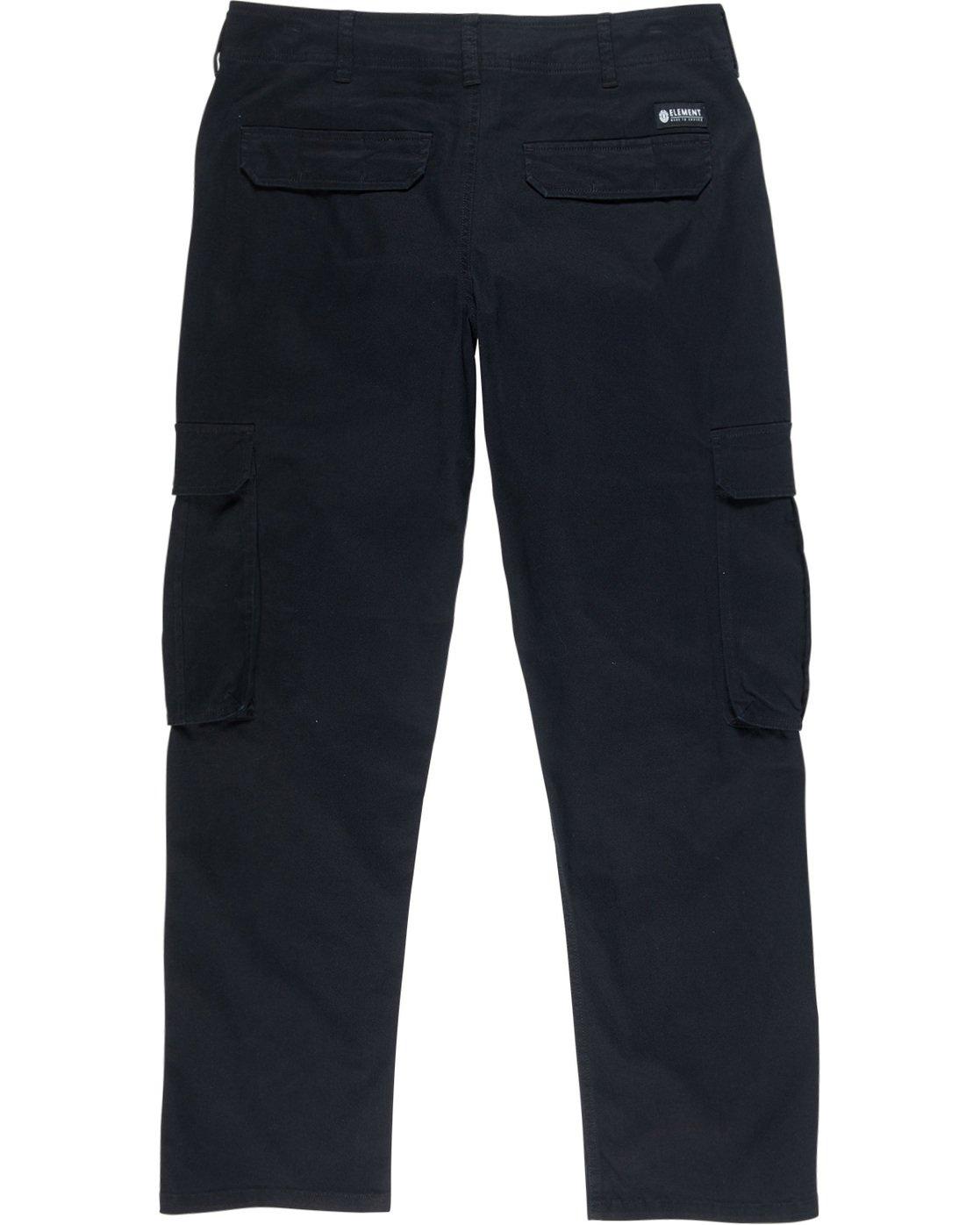 3 Fort Pants Black M313VEFC Element
